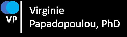 Virginie Papadopoulou, PhD